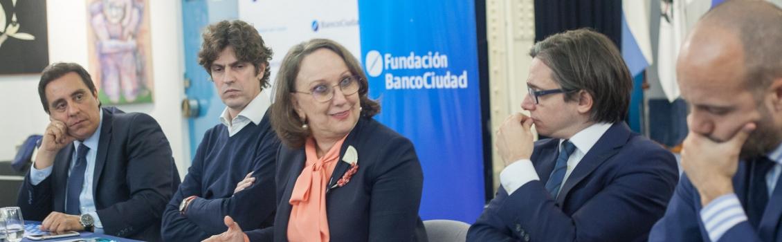 Am. Latina – Unión Europea: Martín Lousteau, Rebeca Grynspan y Marco Enríquez-Ominami