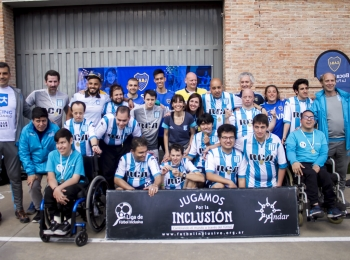 Primer Festival Inclusivo de Fútbol 3