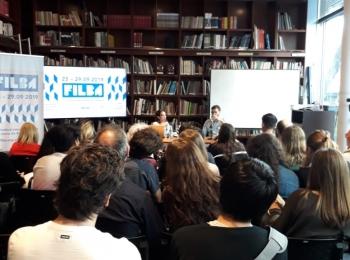11° EDICIÓN DEL FESTIVAL INTERNACIONAL DE LITERATURA DE LA FUNDACIÓN FILBA.