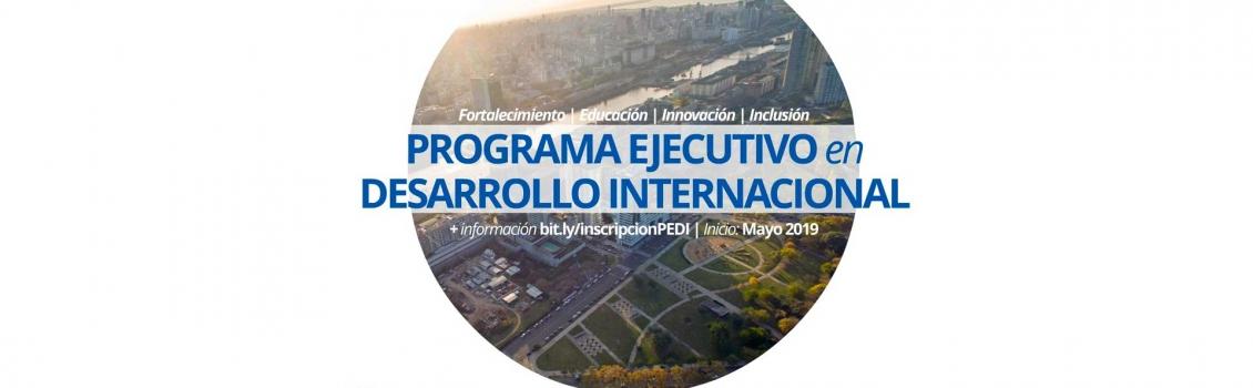 Programa ejecutivo en desarrollo internacional